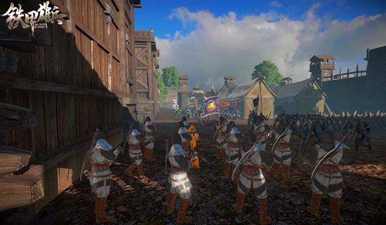 阿蒙内特今日登场  《铁甲雄兵》新版开启战斗狂欢
