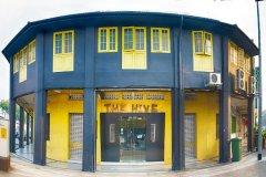 蜂巢新加坡旅馆(The Hive Singapore Hostel)