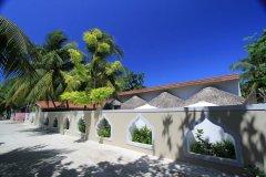 马尔代夫当地岛上旅馆(Local Island Inn Maldives)