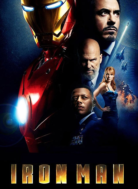 钢铁侠(2008)