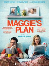 麦吉的计划
