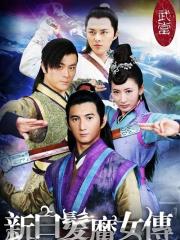 新白发魔女传TV版DVD