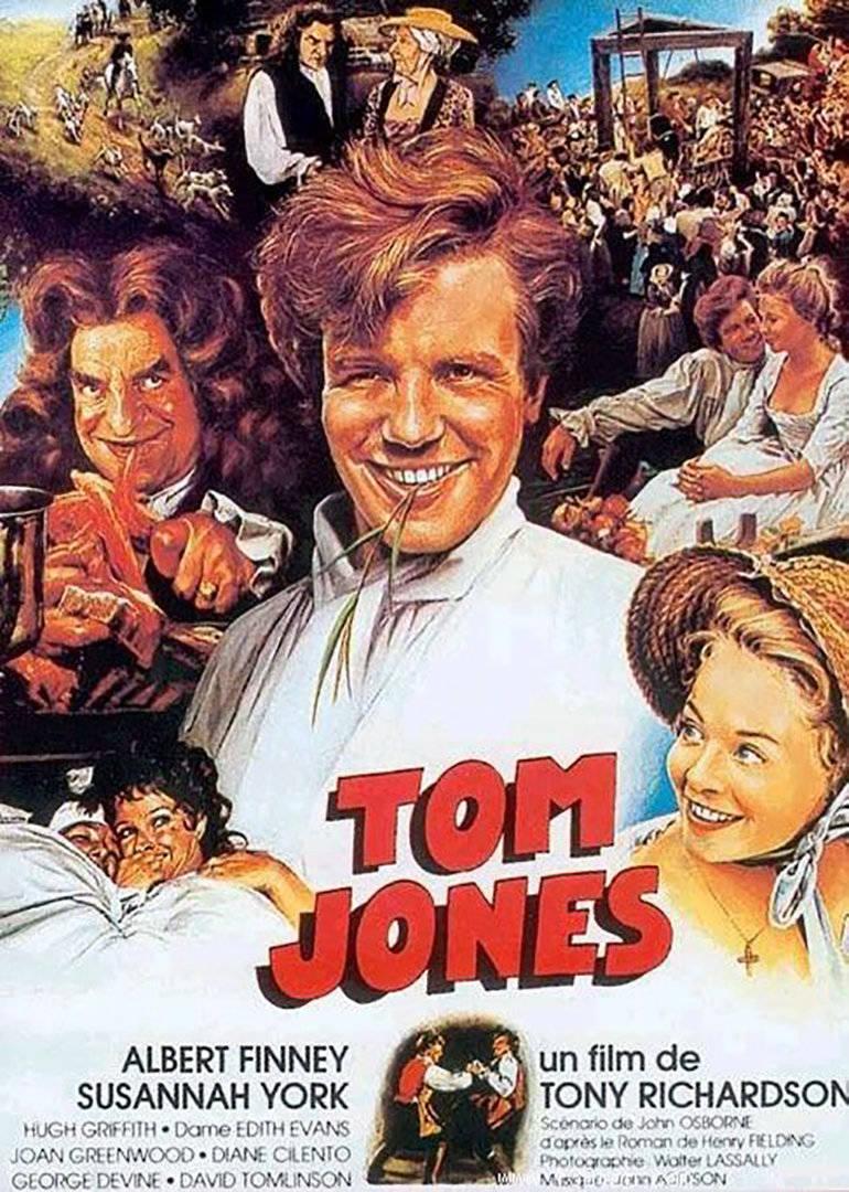 汤姆.琼斯