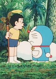 哆啦A梦1995剧场版:大雄的创世日记