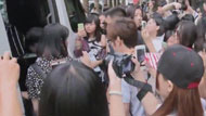 TFBOYS到访台湾场面疯狂