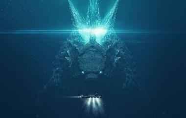 """《哥斯拉2:怪獸之王》 """"高能預警"""""""