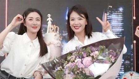 劉濤在薇婭直播間獲驚喜