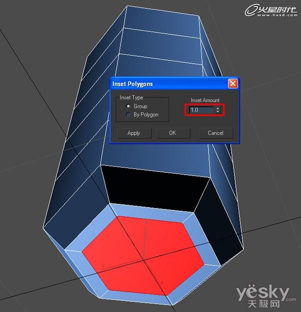 用3dsMax模拟玻璃罐爆裂破碎效果
