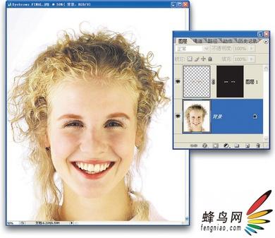 ps美容-增强睫毛和眉毛